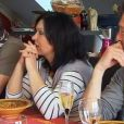 """Julie et ses prétendants Christophé et Frédéric - """"L'amour est dans le pré 2016"""". Le 12 septembre 2016 sur M6."""