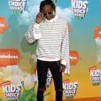 """Wiz Khalifa à la soirée """"Kids' Choice Awards"""" au Forum à Inglewood. Le 12 mars 2016"""