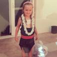 Ilona Smet souhaite un joyeux anniversaire à sa petite soeur Emma (19 ans) en postant cette photo d'archive sur Instagram, le 13 septembre 2016.