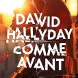 David Hallyday - Comme avant - septembre 2016.