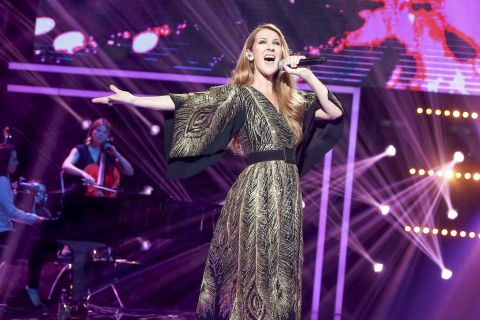 "Céline Dion : Star du ""Grand Show"" sur France 2 !"