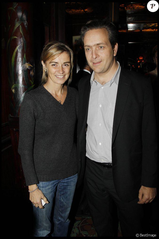 Anne consigny et son mari eric de chassey paris en 2011 - Charlotte de turckheim et son mari ...