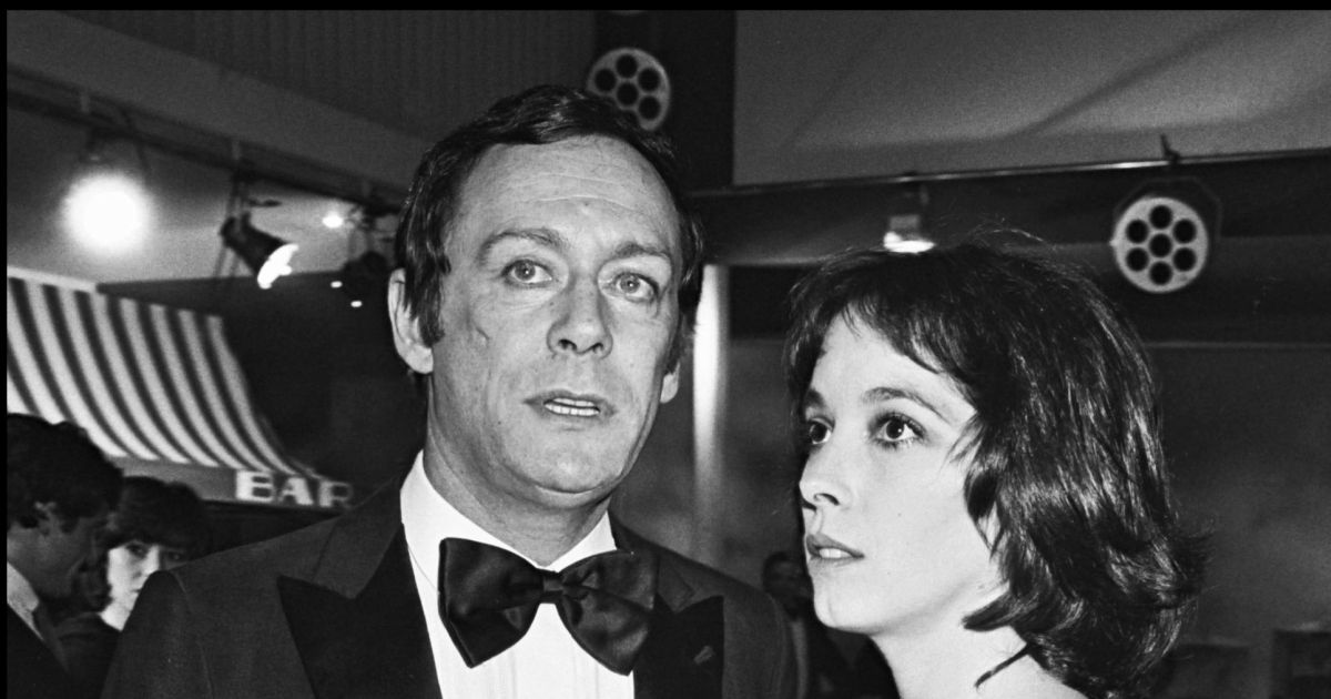 Maurice ronet et sa femme jos phine chaplin en 1977 - Julien robinet fils de maurice ronet ...