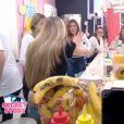 """Gros clash entre Anaïs et Sarah dans la Maison des Secrets de """"Secret Story 10"""", le 18 septembre 2016."""