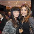 Anne-Gaëlle Riccio et Shirley Bousquet