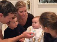 "Ivanka Trump : Son fils Theodore James, 6 mois, ""passe un cap"" !"