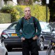 Rocco Ritchie se promène dans les rues de Londres le 8 septembre 2016