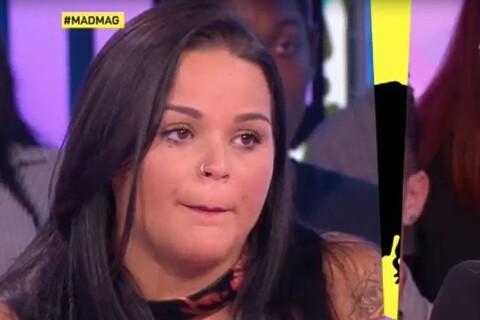 Sarah Fraisou (Les Anges 8) en larmes à cause de Malik dans le Mad Mag