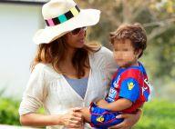 Halle Berry : Maman complice et tendre avec son fils Maceo et sa fille Nahla
