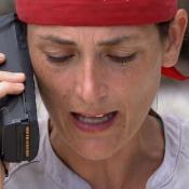 Koh-Lanta, L'île au trésor : Julie appelle son mari, son incroyable déclaration