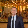 """Samuel Etienne - Inauguration de la 3e édition """"Jours de Fêtes"""" au Grand Palais à Paris le 17 décembre 2015."""
