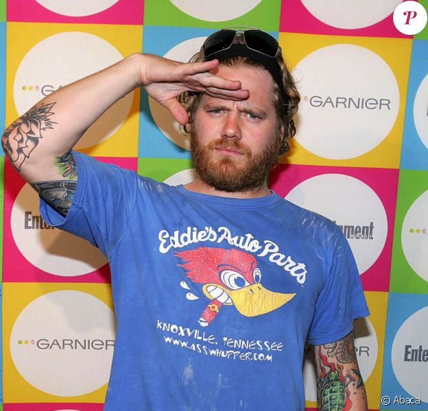 Ryan Dunn à New York, le 16 juin 2005