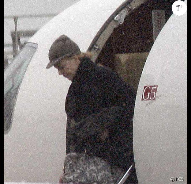 Nicole Kidman, son chéri et leur fille sont arrivés à Paris !