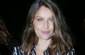 Fashion Week : Laetitia Casta rayonne au défilé Nina Ricci
