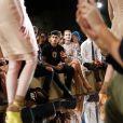 """Gigi Hadid et son compagnon Zayn Malik- Défilé de mode prêt-à-porter printemps-été 2017 """"Givenchy"""" à Paris. Le 2 octobre 2016 © Olivier Borde/Bestimage"""