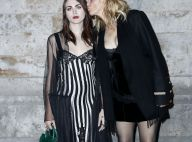 Fashion Week : Courtney Love et sa fille, duo craquant pour Givenchy