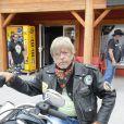 """Le chanteur Renaud assiste au """"Motordays"""" à Gérardmer le 29 mai 2016. Renaud était le parrain de cette seconde édition. © Patrick Carpentier/Bestimage"""