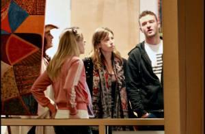 PHOTOS EXCLUSIVES : Jessica Biel avec son Justin en amoureux... elle officialise avec sa belle-famille !