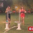 """Maéva et Sarah s'affrontent - """"Secret Story 10"""" sur NT1, le 6 octobre 2016."""