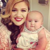 Kelly Clarkson : Sa solution radicale pour ne plus avoir d'enfant...