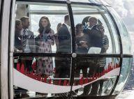 Kate Middleton, William et Harry : En haut du London Eye, une promenade de santé