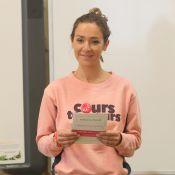 """Cécilia Hornus et """"Plus belle la vie"""" lancent la Dictée d'ELA 2016..."""