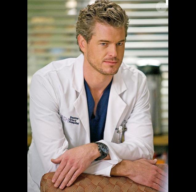 Eric Dane incarne le docteur Mark Sloan dans la série Grey's Anatomy.