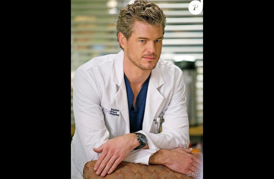 Eric Dane incarne le docteur Mark Sloan dans la série Grey\'s Anatomy ...