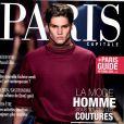 """Couverture du numéro 247 de """"Paris Capitale"""", paru le 11 octobre 2016"""