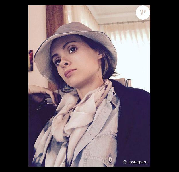 Cathriona White sur une photo postée sur Instagram le 3 août 2015