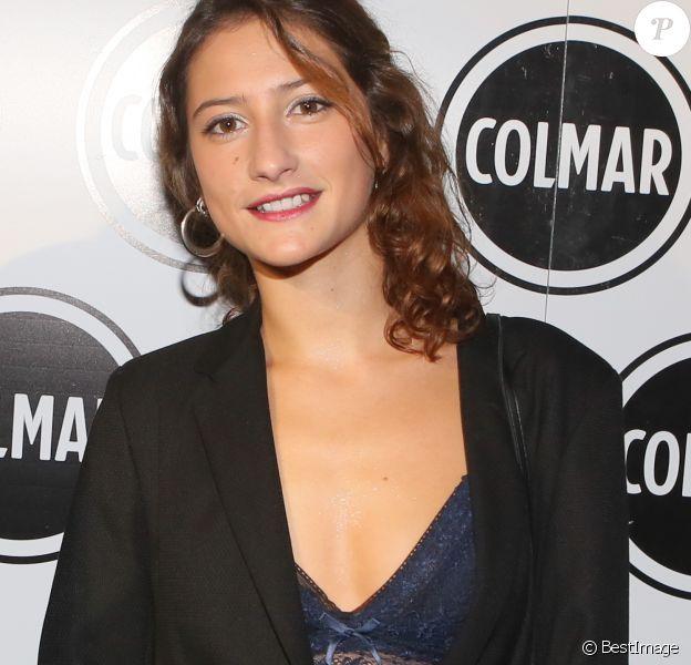 """Lola Créton - Soirée """"Colmar meets Paris"""" au club Silencio à Paris, France, le 12 octobre 2016. © CVS/Bestimage"""
