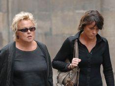 Muriel Robin a accompagné son amie dans la douleur...