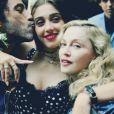 Madonna souhauite un joyeux anniversaire à sa fille Lourdes le 14 octobre 2016.