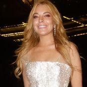 Lindsay Lohan : Son offrande improbable aux réfugiés syriens