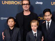 Divorce des Brangelina : Brad Pitt a bien vu ses enfants... sauf Maddox