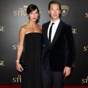 Benedict Cumberbatch: Docteur Strange in love devant Elsa Zylberstein décolletée