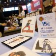 Exclusif - Illustration - Salon Video City, le 1er événement dédié aux créateurs vidéo du web à la porte de Versailles à Paris, le 8 novembre 2015. © Dominique Jacovides/Romuald Meigneux/Bestimage