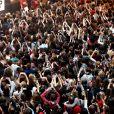 Exclusif - Ambiance lors du salon Video City, le 1er évènement dédié aux créateurs vidéo du web à la porte de Versailles à Paris, le 8 novembre 2015. © Dominique Jacovides/Romuald Meigneux/Bestimage