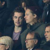 PSG-OM: Louis et Pierre Sarkozy, frères complices face à Thomas Hollande in love