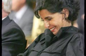 PHOTOS : Rachida Dati : quand sa petite fille lui donne des coups de pied... ça la fait rire !