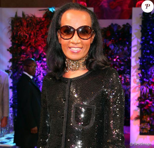 """Vincent McDoom - Defile de mode """"Fatima Lopes"""" printemps-ete pret-a-porter 2013 à Paris. Le 25 septembre 2012."""