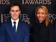 Louis Ducruet, taille patron face aux stars du sport et Djibril Cissé en couple
