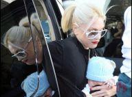 PHOTOS : Gwen Stefani part en escapade avec sa petite famille... trop fashion !