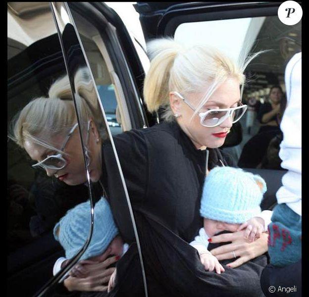 Gwen Stefani et Zuma