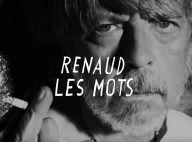 """Renaud, en pleine tournée, dévoile """"Les mots"""", son nouveau clip"""