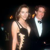 """Hugh Grant, bon pote avec son ex Liz Hurley : """"Elle est assez excentrique"""""""