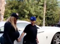 Blac Chyna et son fils King Cairo dans la peau de Rob Kardashian pour Halloween