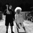 Blac Chyna et Rob Kardashian fêtent Halloween. Photo pubiée sur Instagram, le 1er novembre 2016