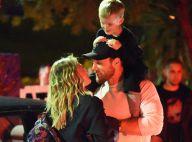 Hilary Duff : Baisers tendres avec son nouveau chéri devant son fils Luca