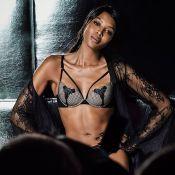 Naomi Campbell : 46 ans et craquante en sous-vêtements